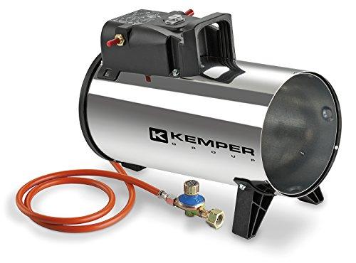 Kemper 65311 INOX Generatore di Aria Calda in Acciaio Inox