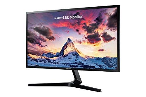 Samsung S24F356F 59,8 cm, Klassisches Design / PLS Panel  (23,5 Zoll) Monitor, schwarz - 6
