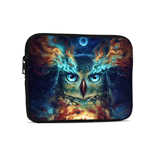 Fire Owl Tablet Bag, Premium Universal Sturdy Shockproof Laptop Sleeve, Notebook Case Protective Handbag Fit 7.9'/9.7' Tablets/Ipads/Readers