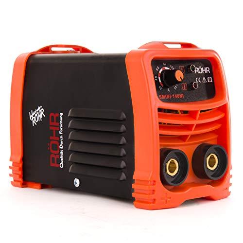 Röhr SMINI-140NI - ARC Welder Inverter MMA 240V / 140 Amp DC