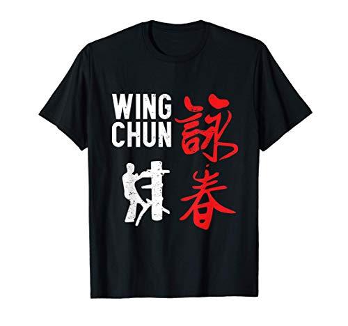 MMA Kung Fu Pour Les Fans Darts Martiaux Wing Chun T-Shirt