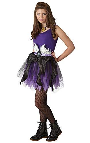 Rubie's, set di accessori ufficiali Disney Ursula con ali e tutù, per bambini dai 12 anni in su