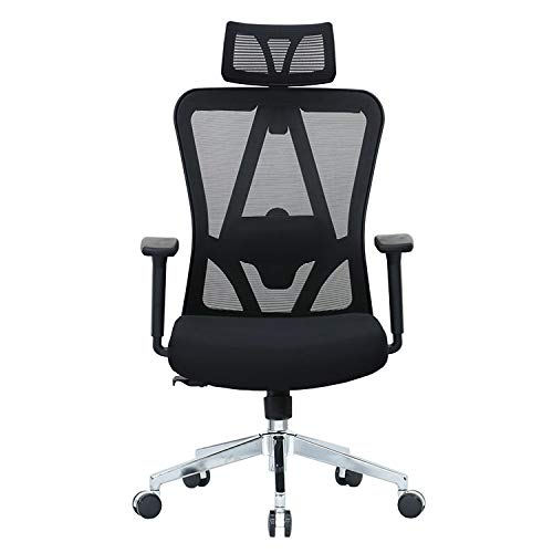 Halter Executive Ergonomic Mesh Office Chair with Adjustable...