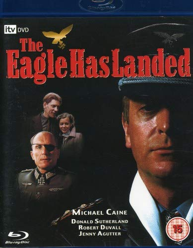 The Eagle Has Landed Blue-Ray [Blu-ray] [UK Import]