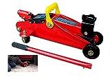 Best Hydraulic Jacks - MERSODA® (2 Ton) Hydraulic Trolley Floor Jack Review