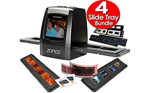 For Sale! zonoz FS-ONE 22MP Ultra High-Resolution 35mm Negative Film & Slide Digital Converter Scann...