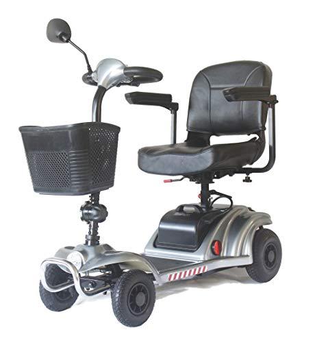 ポルタス・ドリームS45 電動シニアカート 走行45km リチウムイオン電池 シルバーカー 車椅子 電動ミニカー 折り畳み 軽量 コンパクト 電動カート 電動 シニア カート 充電 バッテリー 介護 介助用 自走 自走式 歩行補助 電動車いす 電動車椅子