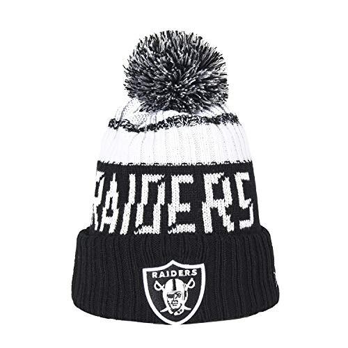 2020 New Team Sport Knit Beanie Winter Pom Hat, Unisex Flexibility Warm Premium Cuffed Winter Knit Toque Cap