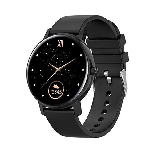 ZRY Sports Smart Watch 390 * 390 AMOLED HD Pantalla HD Bluetooth Call Call Rate Men's Watch L01 Nordic52840 2021 para Android iOS,E