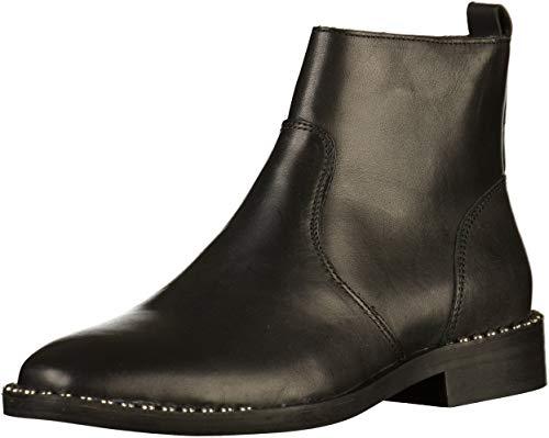 BULLBOXER TELMASSA Enkellaarzen/Low boots femmes Zwart Laarzen