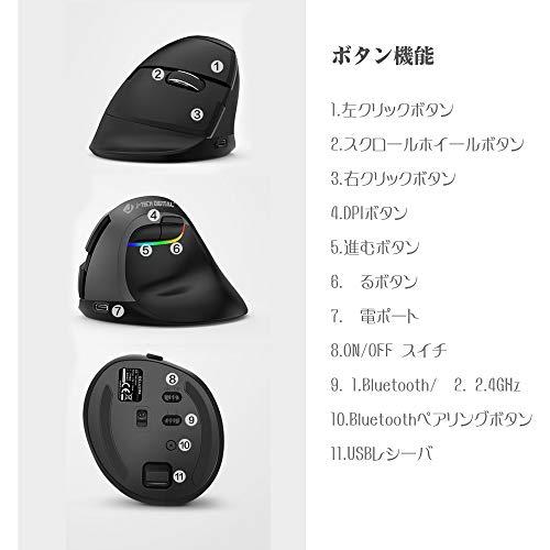 JTD『ワイヤレスマウス(JTD-0022)』