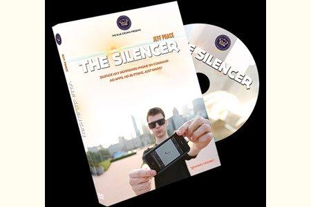 MAGIE - The Silencer (3 Gimmicks + DVD)