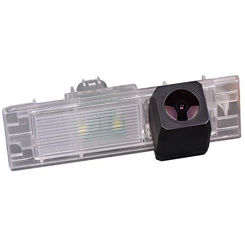Telecamera Posteriore per Luce Targa Specifica Linea Guida Effetto Specchio Selezionabile per BMW Serie 1 M1 F20 F21 135i 116i 118i 120i 135i 2015-2018
