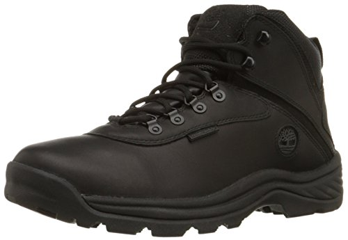 Timberland mens White Ledge Mid Waterproof Ankle Boot, Black, 10.5 Wide US