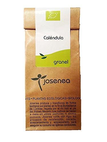Calendula bio granel 25 gr Producto de la marca josenea Producto Para El Cuidado Y Bienestar De Tu Cuerpo