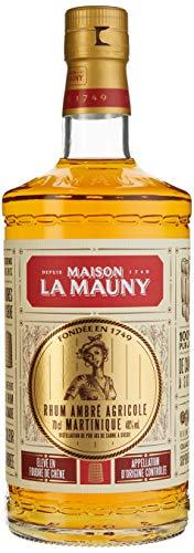 La Mauny Agricole Ambré Rhum (1 x 0.7 l)