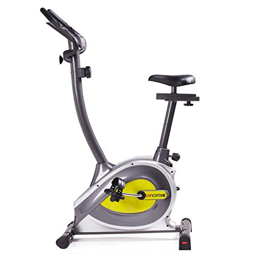 Sale!! Spinning bike Exercise Bikes Home Mute Exercise Bike Office Stepper Motorized Bicycle Pedal M...