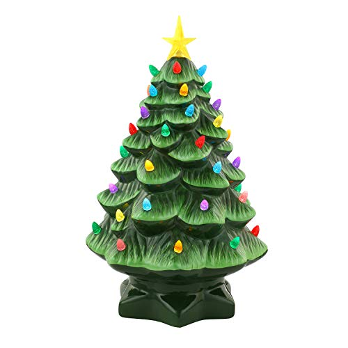 Mr. Christmas 19323 Nostalgic Tree, 14', Green