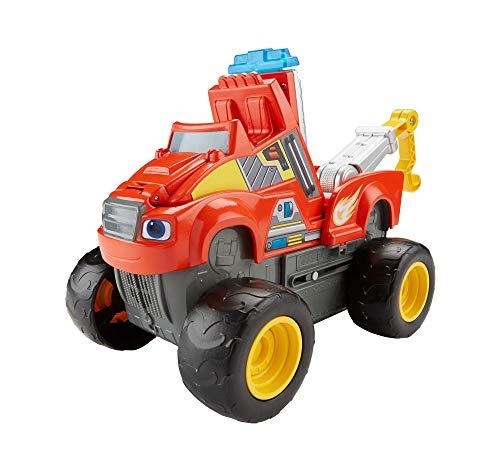 Blaze e il mostro macchine-R//C DA CORSA Blaze