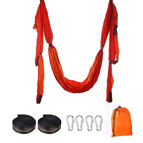 Buy Bargain Zxcvlina-YD Anti Gravity Yoga Hanging kit Yoga Studio Aerial Yoga Hammock Home Stretch B...