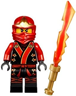 Lego Ninjago 2013 Kai Minifigure Final Battle Suit