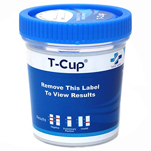 Learn More About MiCare [100pk] - 14-Panel Home Multi Test Cup (AMP/BAR/BUP/BZO/COC/mAMP/MDMA/MTD/OP...