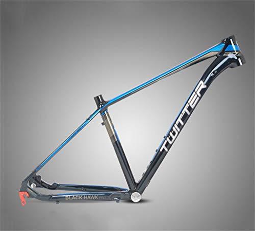 Plana soldada de color cableado interior bastidor de intercambio de pintura bicicleta, 27,5 pulgadas marco de bicicleta de montaña grado de aleación de aluminio XC 29 pulgadas,A,27.5 * 17 inch