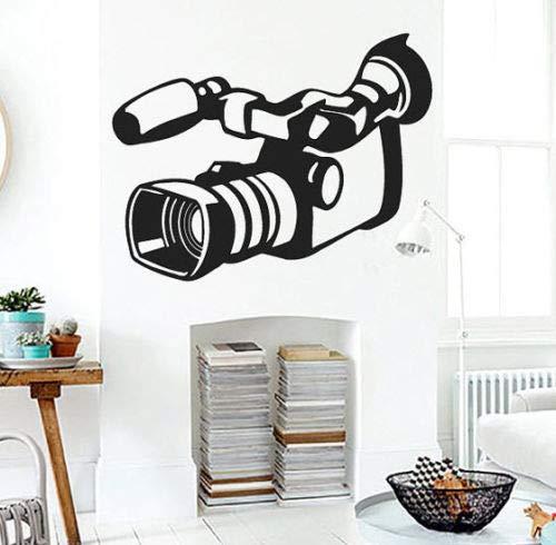 Tianpengyuanshuai draagbare camera film muursticker vinyl decoratie