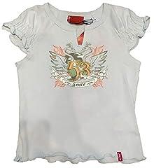 Levi's Camiseta de Manga Corta para Niña