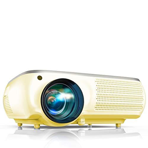 Vidéoprojecteur, TOPTRO 6700 Lumens Vidéo Projecteur...