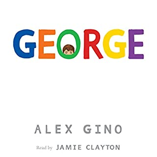 George audiobook cover art