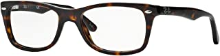 Ray-Ban RX5228 Eyeglasses for Men and Women with Deluxe Accessories