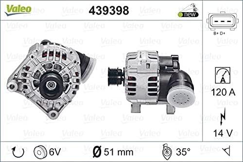 Valeo 439398 Alternator 1 Limited price Dedication sale Pack