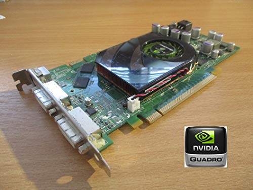 First4GraphicCards Dell 0WH242 nVidia Quadro FX 1500 PCI Express x16 Dual-Display Grafikkarte