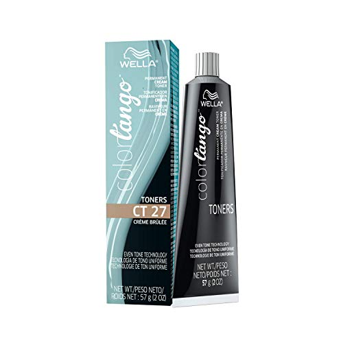 Wella Color Tango Hair Toner Crème Brulee