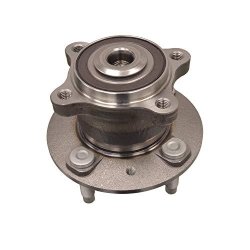 Blue Print ADG083120 Radlagersatz mit Radnabe und ABS-Impulsring , 1 Stück