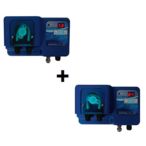 Astral - Pack Astral Pompes Doseuses Micro Ph Et Micro Rx