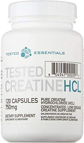 Tested Nutrition Creatine HCL (240 caps)