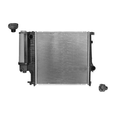 Van Wezel 06002124 Kühler Motorkühlung Auto