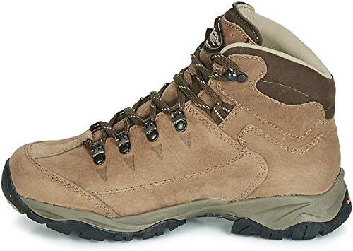 Meindl Schuhe Ohio Lady 2 GTX - rehbraun