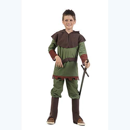 Disfraz de Príncipe del Bosque para niño