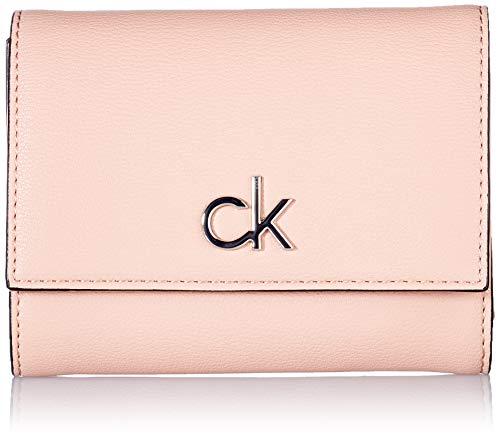 Calvin Klein Wallets, Carteras para Mujer, Rosa Polvo, One Size