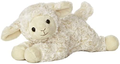 moda Aurora World Musical Sweet Cream Lamb 12    Plush, by Aurora World Inc. [Toy] (English Manual)  promociones de descuento