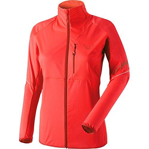 Dynafit Veste coupe-vent Alpine pour femme, Femme, Jacket, 08-0000070797, Corail fluo, 1940, 46/40