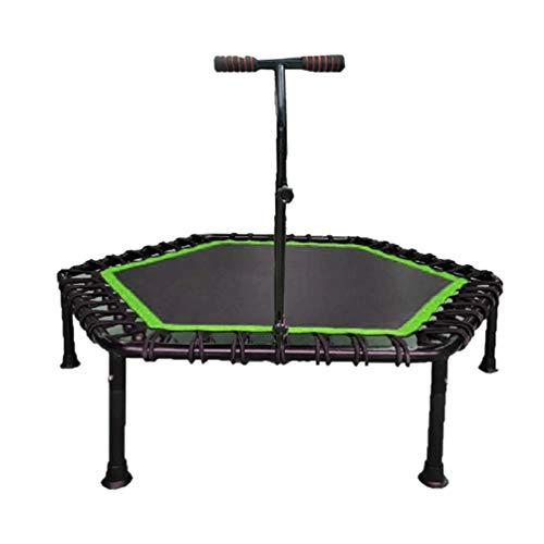 RY-tramp Fitness trampoline, volwassenen kinderen binnen, aerobic elastisch springen afslanken buik 120 cm diameter fitnessstudio