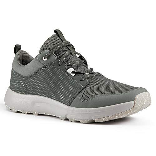 Quechua Men's Hiking Shoes NH150 - Khaki (UK 7 - EU 41)