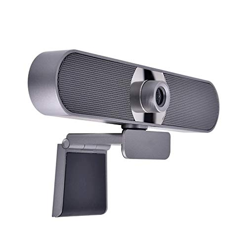 XYLZDPZ Syczdsxt USB 2.0 1080P HD Webcam,Computer Camera Built-in Mic, Flexible Rotatable Clip, for Laptops And Desktop, Black streaming webcam (Color : 4K-8 million autofocus)