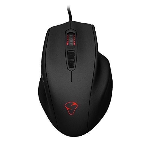 MIONIX Naos 3200 optische Gaming Maus 3200 dpi 7 programmierbare Tasten