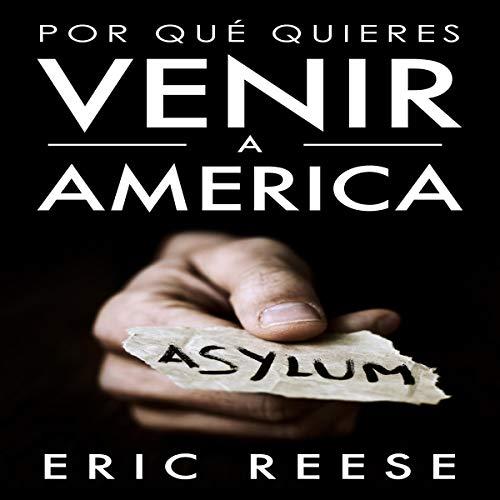 Por qué quieres venir a America audiobook cover art