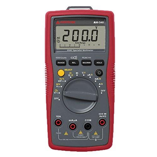 AMPROBE am-540Advanced HLK Multimeter
